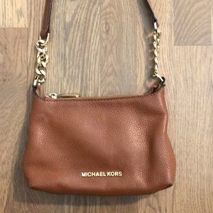 Handbags - Michael Kors Brown Leather Purse